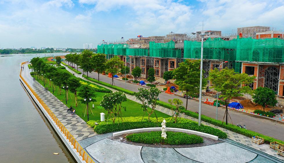 Van Phuc Group đẩy mạnh hoàn thiện các tiến độ tiện ích trong năm 2021 - Ảnh 3.