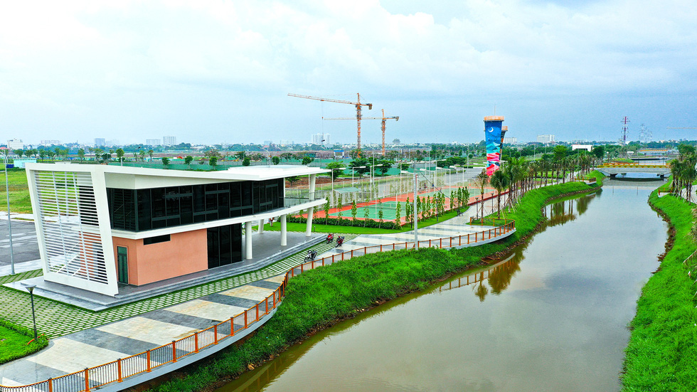 Van Phuc Group đẩy mạnh hoàn thiện các tiến độ tiện ích trong năm 2021 - Ảnh 2.