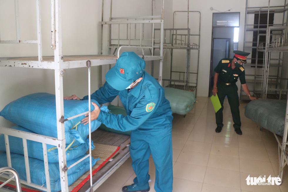 TP.HCM cấp tốc lập khu cách ly 600 giường ngay trong đêm - Ảnh 3.