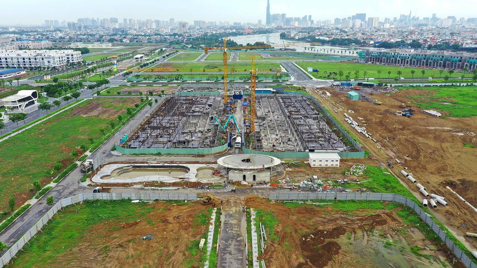 Van Phuc Group đẩy mạnh hoàn thiện các tiến độ tiện ích trong năm 2021 - Ảnh 5.