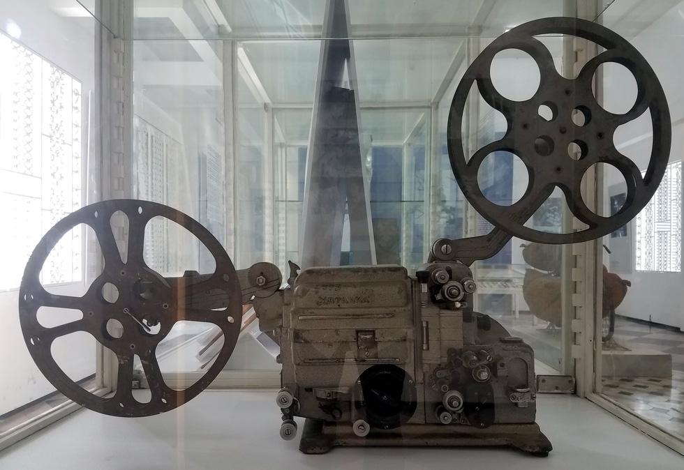 Hiện vật bảo tàng kể chuyện truyền thông trong chiến tranh - Ảnh 5.