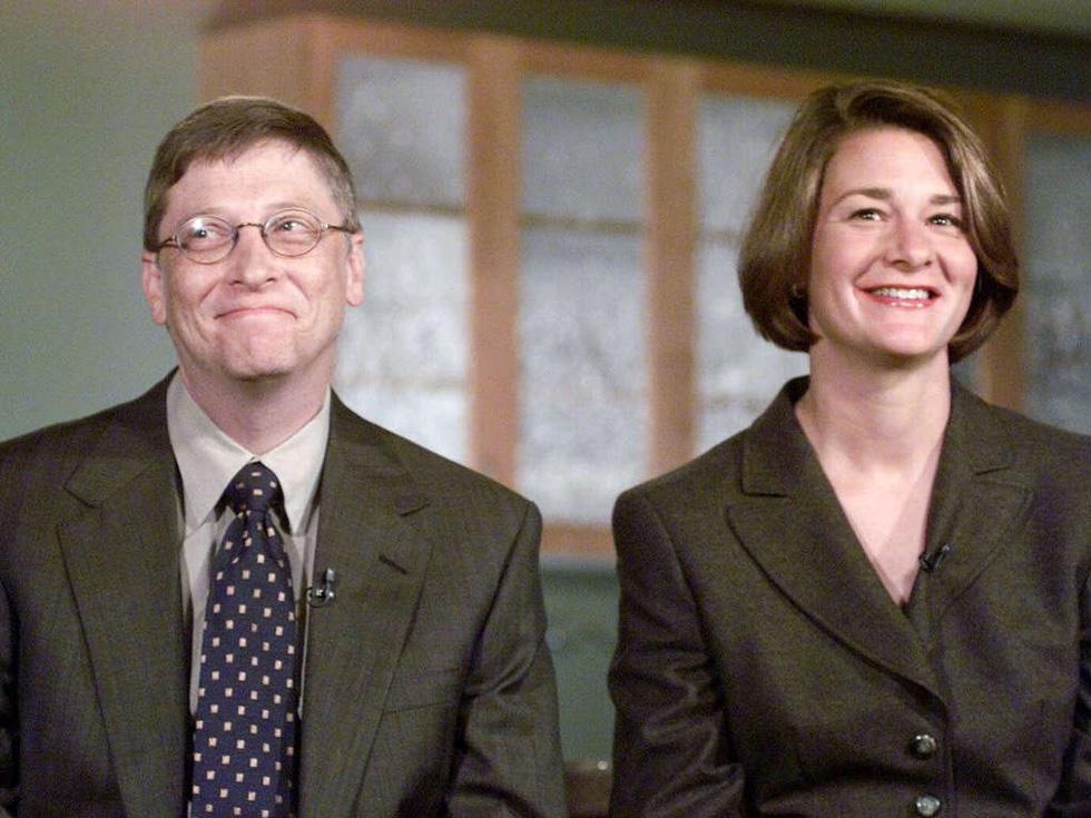 Cùng rửa chén mỗi tối và các cột mốc 27 năm hôn nhân nhà Bill Gates - Ảnh 3.