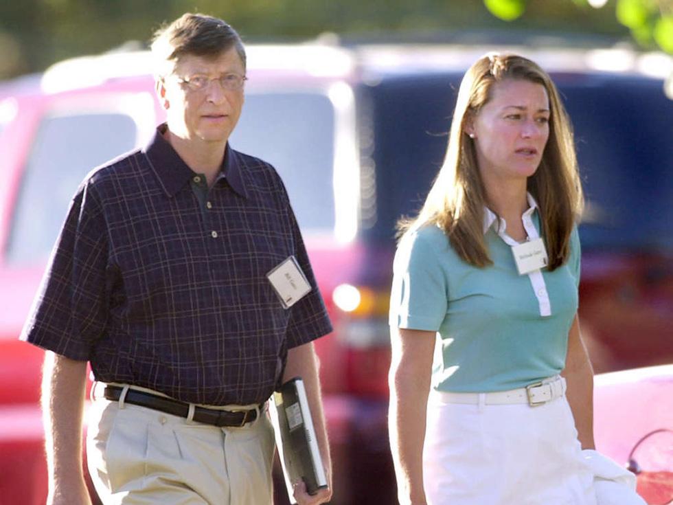 Cùng rửa chén mỗi tối và các cột mốc 27 năm hôn nhân nhà Bill Gates - Ảnh 4.