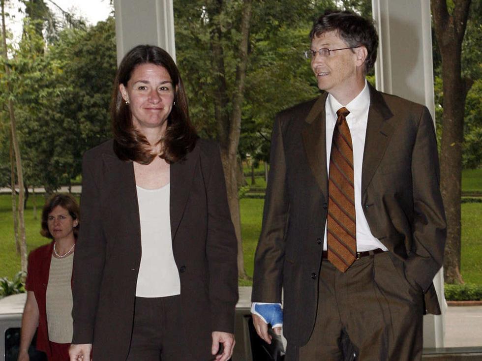 Cùng rửa chén mỗi tối và các cột mốc 27 năm hôn nhân nhà Bill Gates - Ảnh 5.