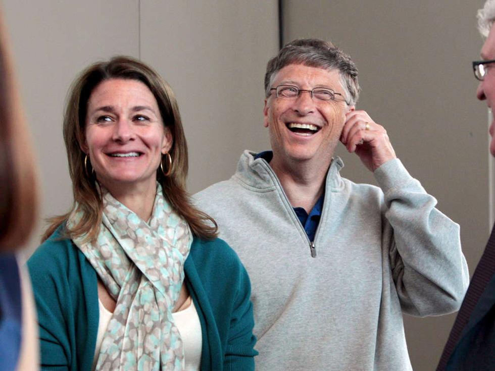 Cùng rửa chén mỗi tối và các cột mốc 27 năm hôn nhân nhà Bill Gates - Ảnh 6.