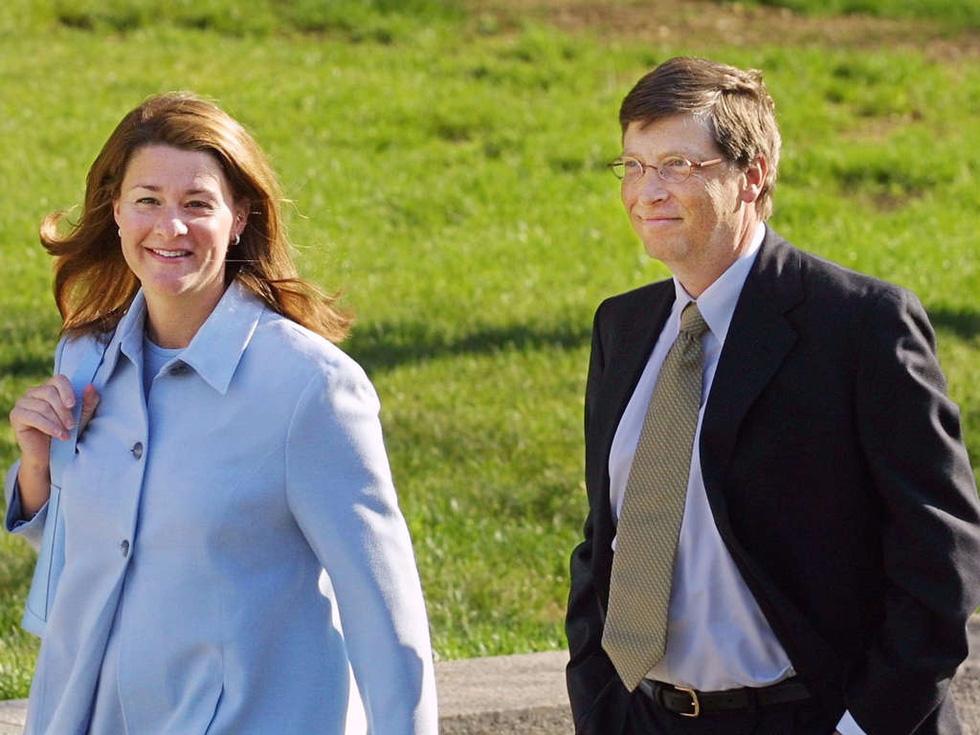 Cùng rửa chén mỗi tối và các cột mốc 27 năm hôn nhân nhà Bill Gates - Ảnh 8.