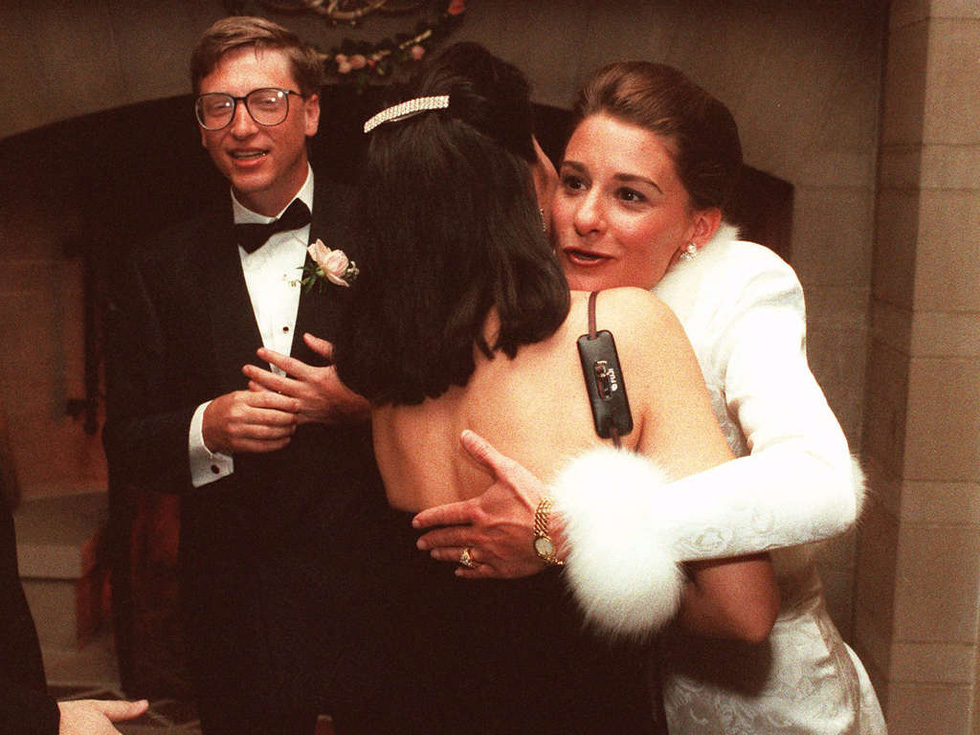 Cùng rửa chén mỗi tối và các cột mốc 27 năm hôn nhân nhà Bill Gates - Ảnh 7.