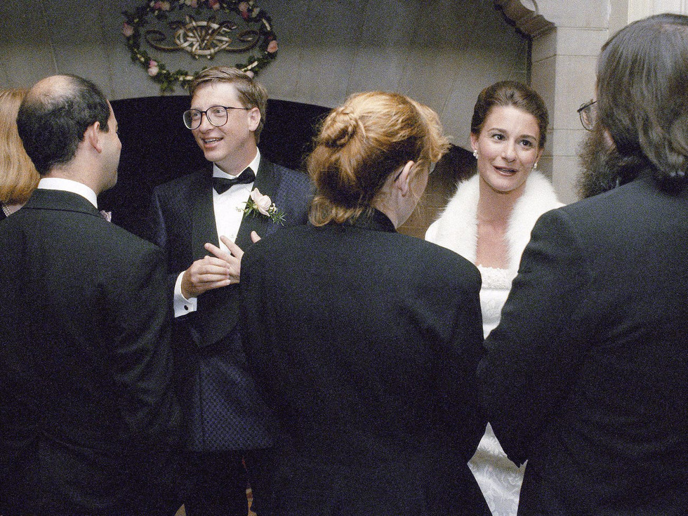 The strange marriage of Bill and Melinda Gates: Aura and contradiction - Photo 2.