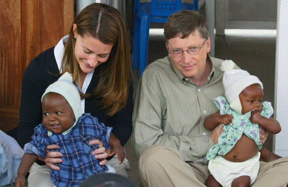 Hôn nhân kỳ lạ của Bill và Melinda Gates: Hào quang và mâu thuẫn - Ảnh 1.