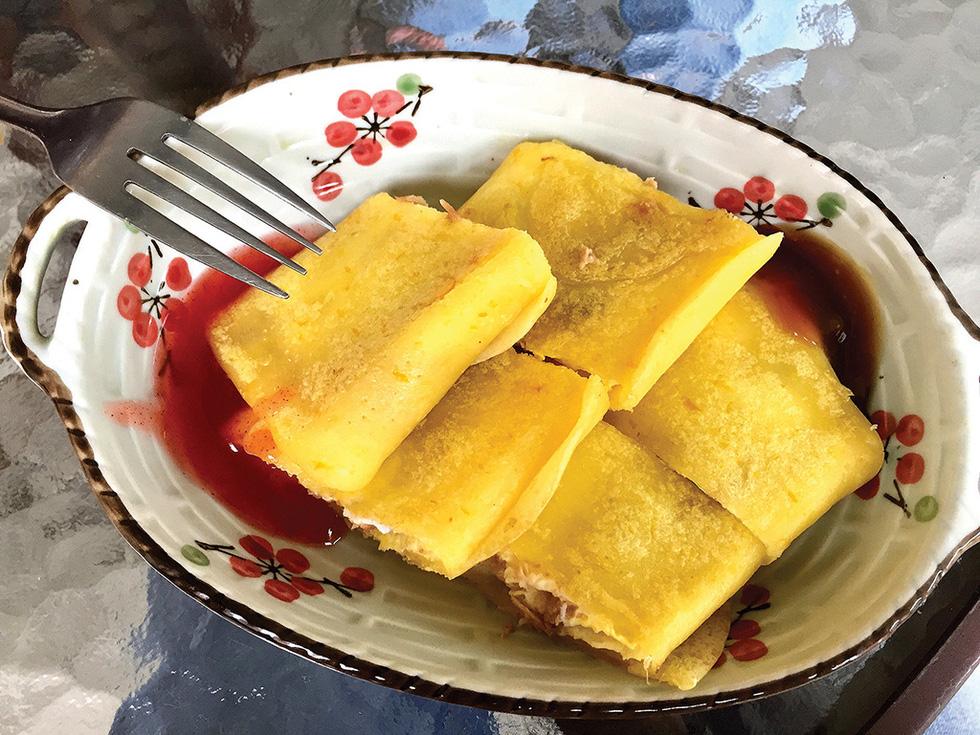 Bánh trứng thời nghèo khó Dan Bing bỗng len lỏi khắp ngóc ngách Đài Loan? - Ảnh 1.