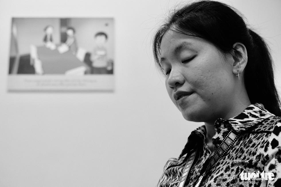Cô gái khiếm thị Việt Nam đầu tiên làm việc cho UNDP: Nhắc chuyện buồn hoài chán lắm! - Ảnh 6.