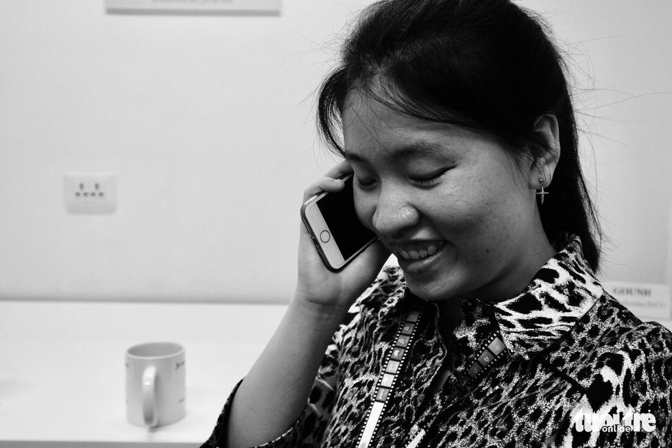 Cô gái khiếm thị Việt Nam đầu tiên làm việc cho UNDP: Nhắc chuyện buồn hoài chán lắm! - Ảnh 5.