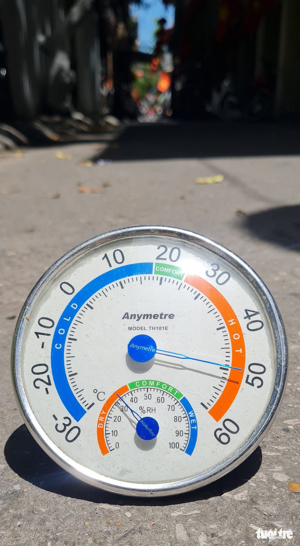 Bắc Bộ đang nắng nóng gay gắt nhất năm 2021? - Ảnh 2.