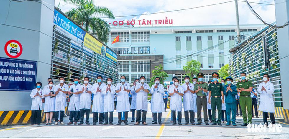 Gỡ phong tỏa Bệnh viện K Tân Triều, mở cửa khám bệnh trong ngày 16-6 tới - Ảnh 3.