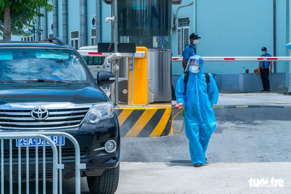 Gỡ phong tỏa Bệnh viện K Tân Triều, mở cửa khám bệnh trong ngày 16-6 tới - Ảnh 6.