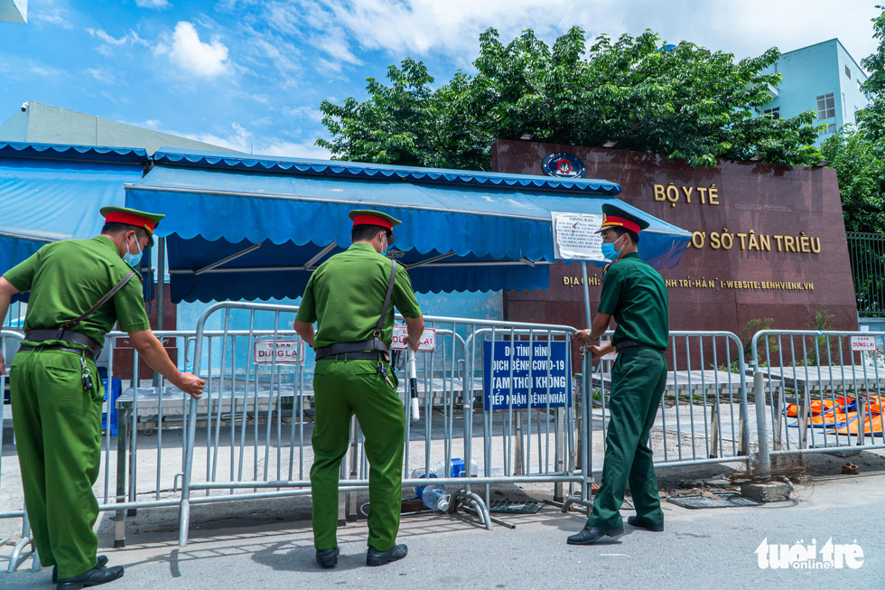 Gỡ phong tỏa Bệnh viện K Tân Triều, mở cửa khám bệnh trong ngày 16-6 tới - Ảnh 4.
