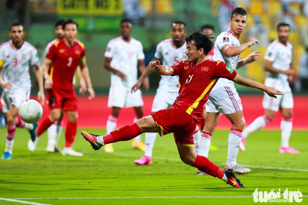 Minh Vương không chỉ kiến tạo, mà còn ghi bàn trong trận Việt Nam - UAE - Ảnh 5.