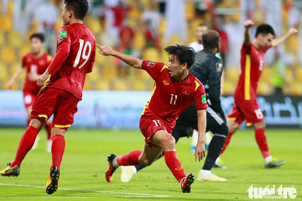 Minh Vương không chỉ kiến tạo, mà còn ghi bàn trong trận Việt Nam - UAE - Ảnh 8.