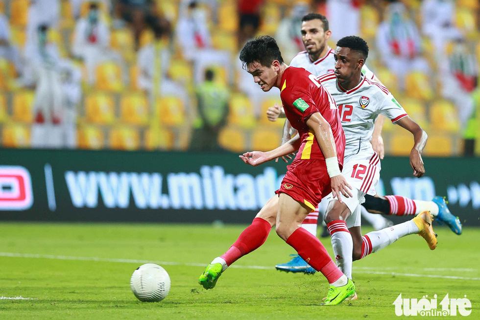 Minh Vương không chỉ kiến tạo, mà còn ghi bàn trong trận Việt Nam - UAE - Ảnh 3.