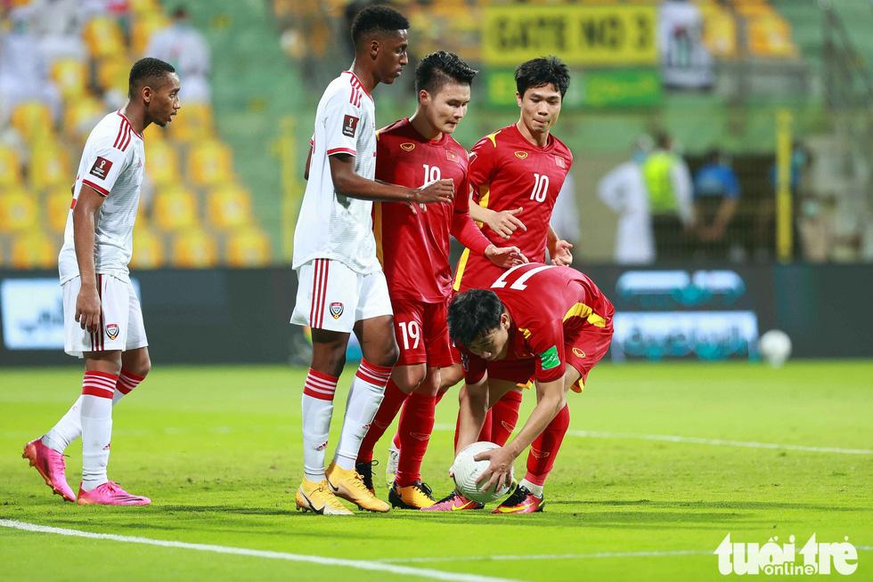 Minh Vương không chỉ kiến tạo, mà còn ghi bàn trong trận Việt Nam - UAE - Ảnh 9.