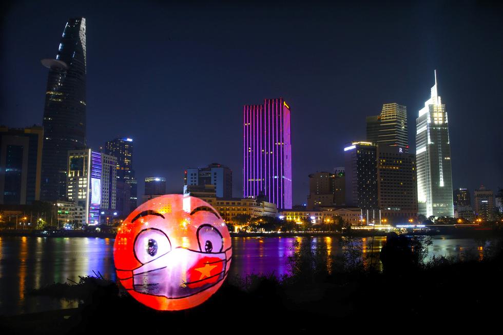 Chụp Saigon Strong, mong thành phố vững vàng qua mùa dịch - Ảnh 4.