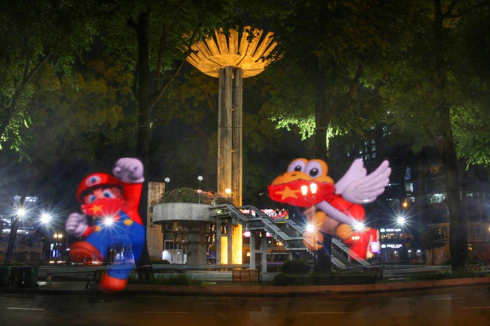 Chụp Saigon Strong, mong thành phố vững vàng qua mùa dịch - Ảnh 6.