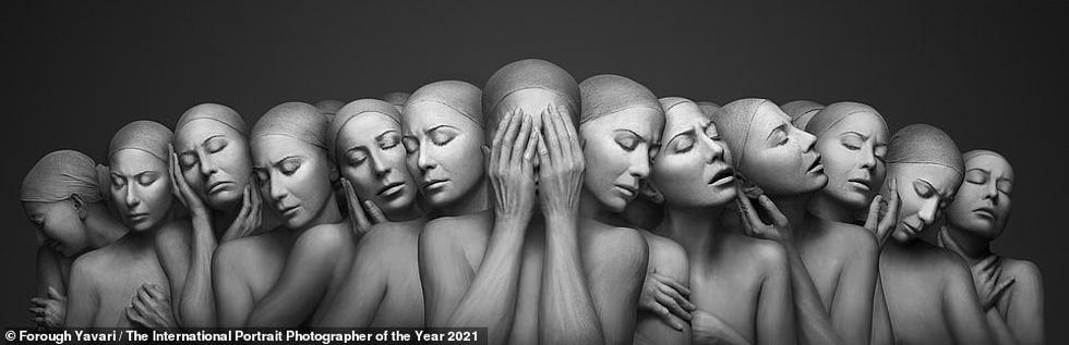 Nét dung dị, bí ẩn và đầy cảm hứng qua giải Ảnh chân dung quốc tế của năm - Ảnh 1.