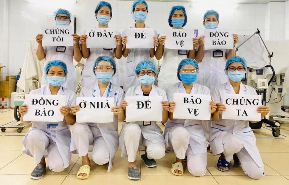 Cười mà cay mắt với FB Huệ Nguyễn và những trái tim đối mặt COVID-19 - Ảnh 10.