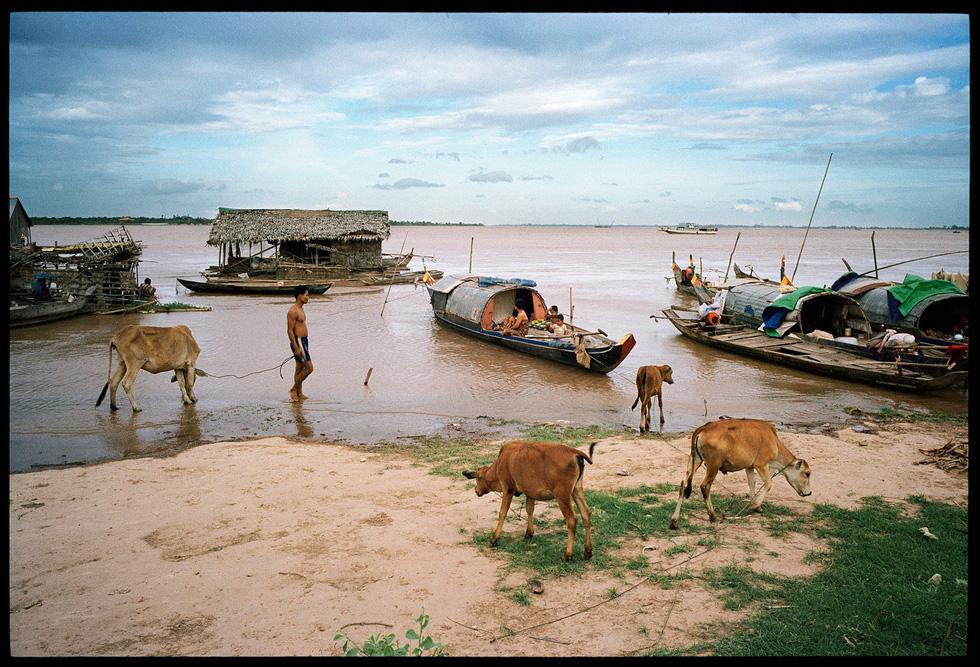Nhiếp ảnh gia đi dọc Mekong Lâm Đức Hiền: Tôi háo hức gặp gỡ những chân tình - Ảnh 9.
