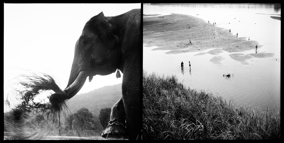 Nhiếp ảnh gia đi dọc Mekong Lâm Đức Hiền: Tôi háo hức gặp gỡ những chân tình - Ảnh 6.