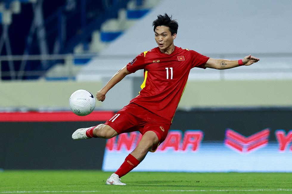 Hình ảnh khoảnh khắc quyết định trận đấu giữa Việt Nam và Indonesia - Ảnh 10.