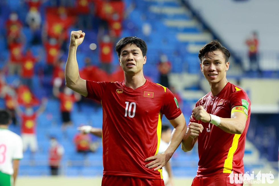 Hình ảnh khoảnh khắc quyết định trận đấu giữa Việt Nam và Indonesia - Ảnh 7.