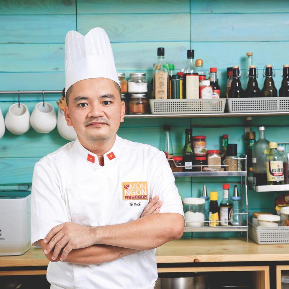 Đầu bếp Võ Quốc rủ người Sài Gòn nấu nướng để ăn ngon mà vui ngày giãn cách - Ảnh 5.