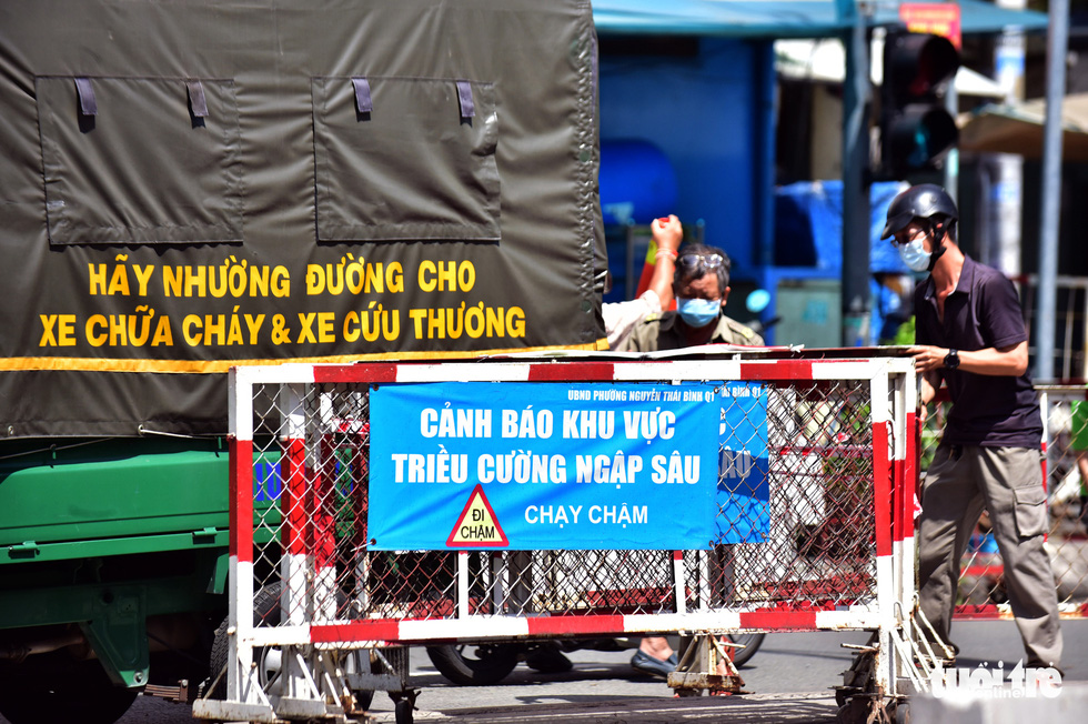 Sài Gòn mình chống dịch thấy thật dễ thương - Ảnh 7.