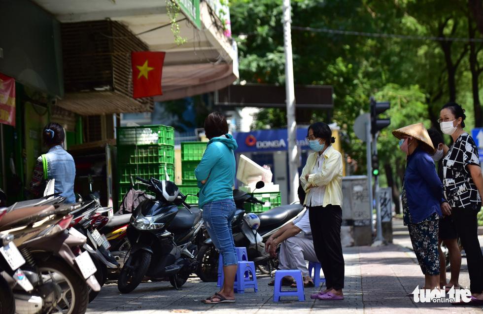 Sài Gòn mình chống dịch thấy thật dễ thương - Ảnh 6.