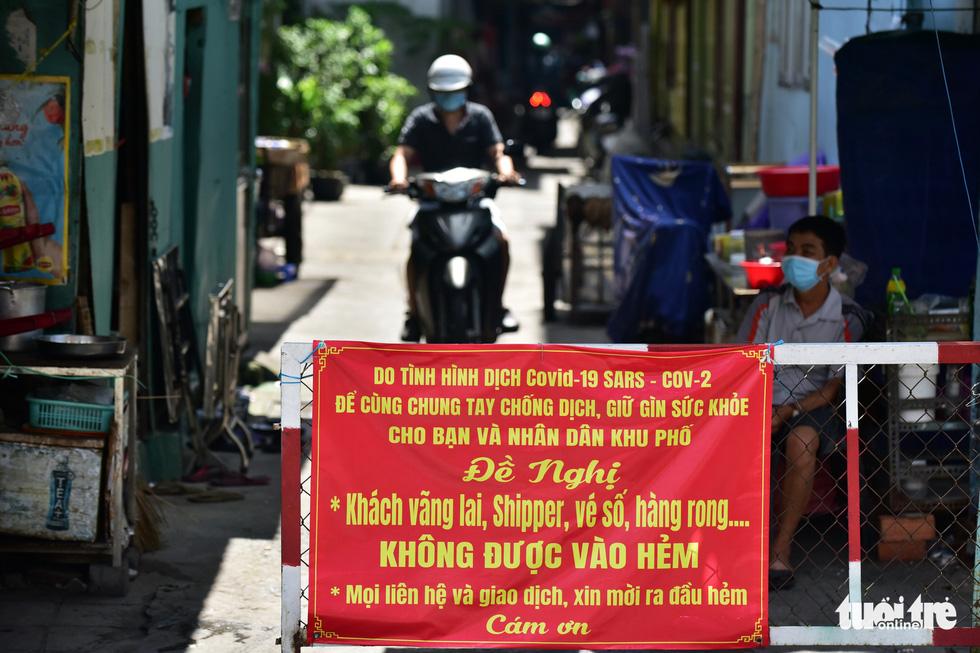 Sài Gòn mình chống dịch thấy thật dễ thương - Ảnh 10.