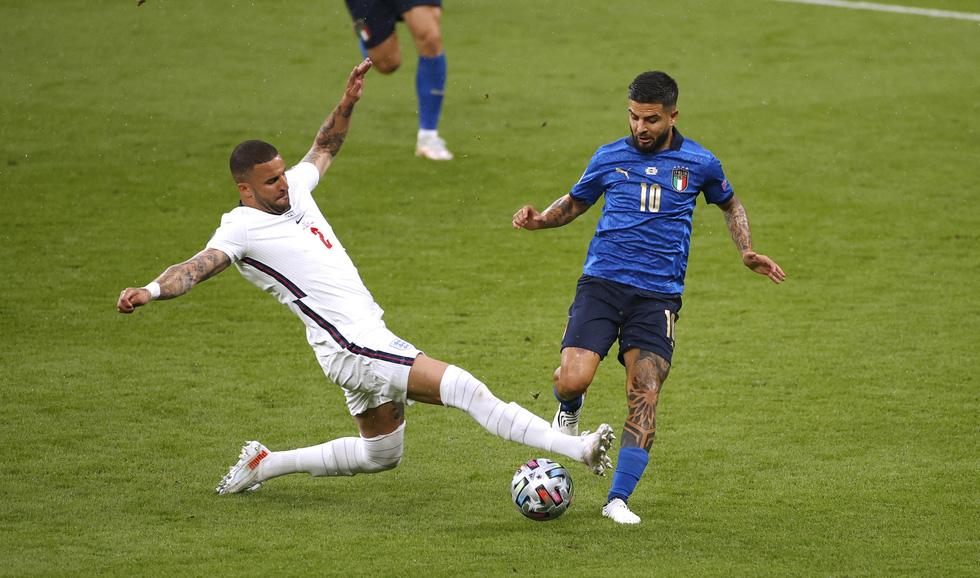 Những khoảnh khắc định đoạt trận chung kết Euro 2020 - Ảnh 7.