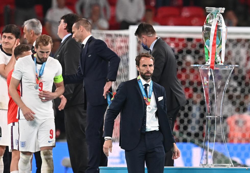 Những khoảnh khắc định đoạt trận chung kết Euro 2020 - Ảnh 23.
