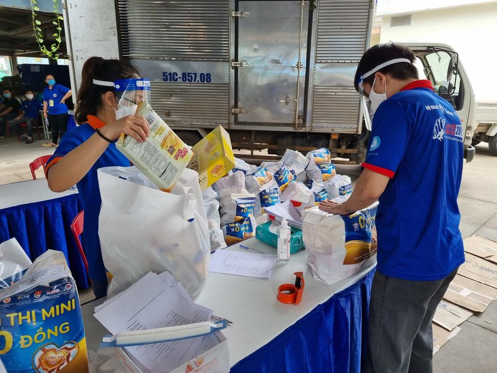 Thêm 50.000 phiếu mua hàng siêu thị 0 đồng tặng lao động nghèo, sinh viên - Ảnh 4.