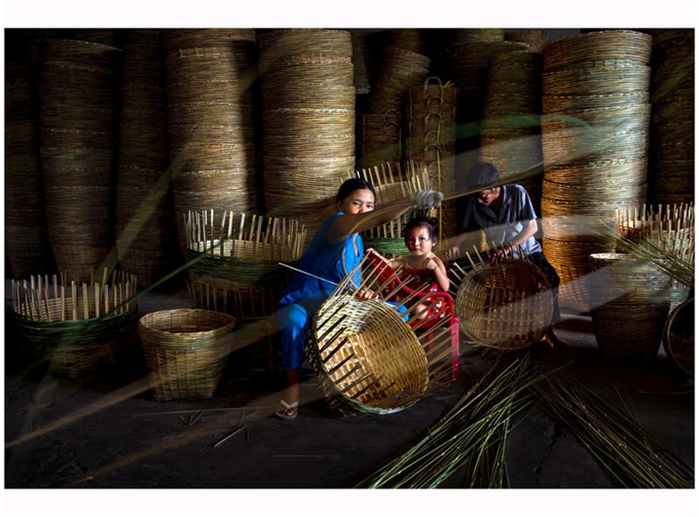 Ngắm bộ ảnh Việt Nam nhìn từ trên cao đạt bằng Danh dự cuộc thi ảnh thường niên FIAP - Ảnh 7.