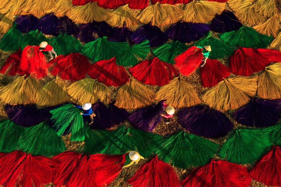 Ngắm bộ ảnh Việt Nam nhìn từ trên cao đạt bằng Danh dự cuộc thi ảnh thường niên FIAP - Ảnh 2.