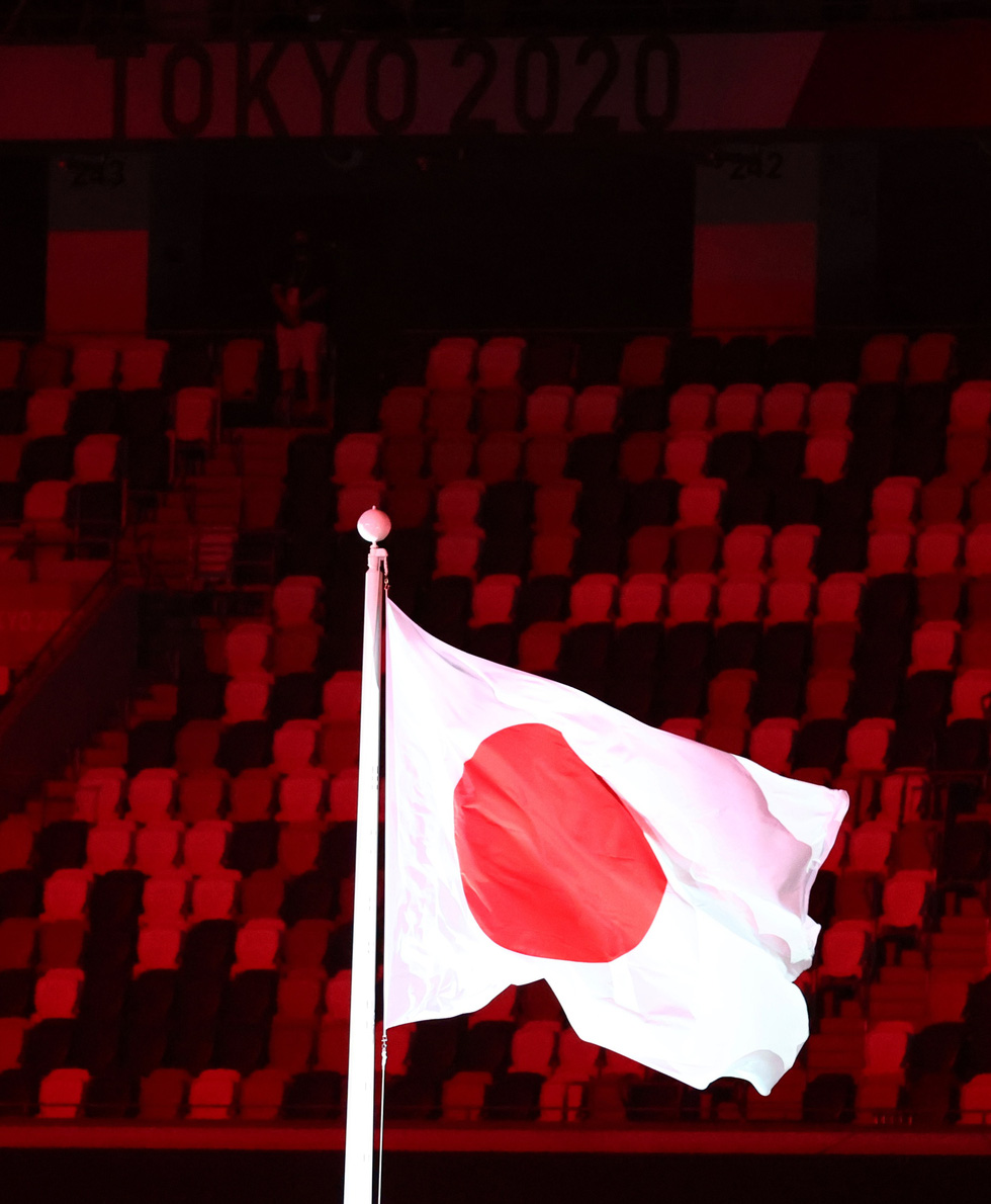 Đài lửa đã được thắp sáng, Olympic 2020 chính thức khai mạc - Ảnh 36.