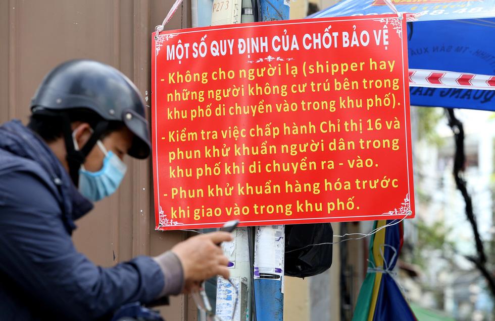 Những chốt chặn bảo vệ vùng xanh ở Sài Gòn - Ảnh 1.