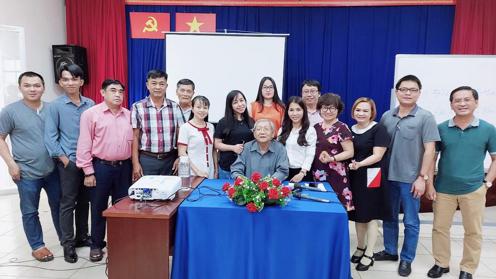 Nhớ anh Lê Văn Nghĩa - anh Hai Cù Nèo - Ảnh 1.