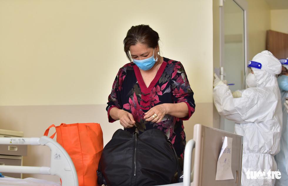 17 bệnh nhân COVID-19 nặng xuất viện - Ảnh 5.