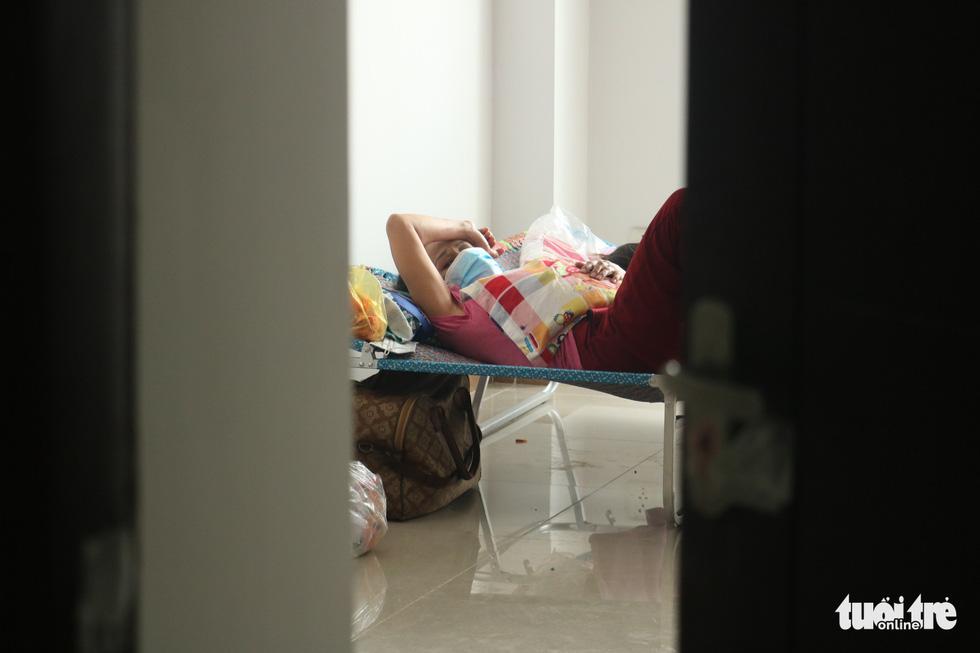 Bên trong Bệnh viện dã chiến số 3 chữa bệnh nhân COVID-19 không triệu chứng - Ảnh 8.