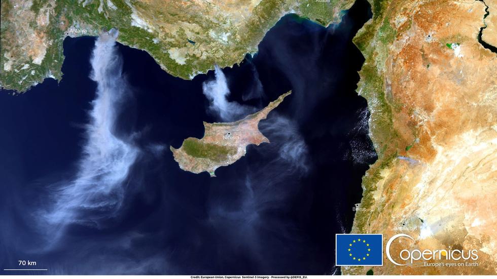 Ảnh cháy rừng ngùn ngụt tàn phá miền nam Thổ Nhĩ Kỳ - Ảnh 4.