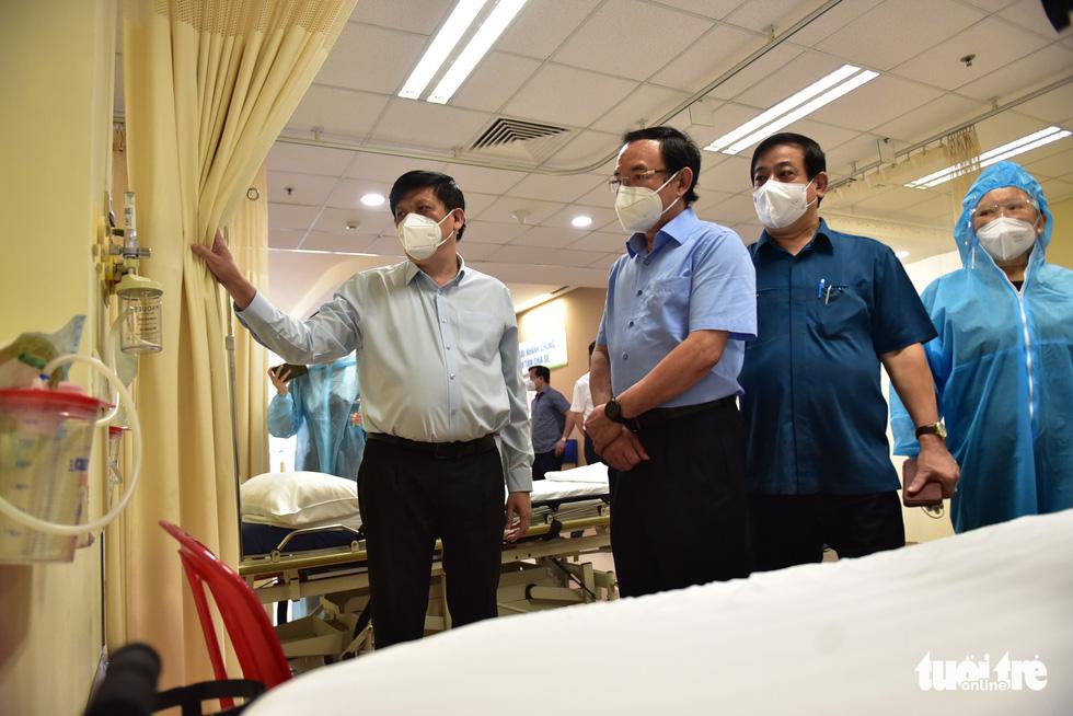 TP.HCM: Thêm một bệnh viện tư được huy động điều trị COVID-19 - Ảnh 1.