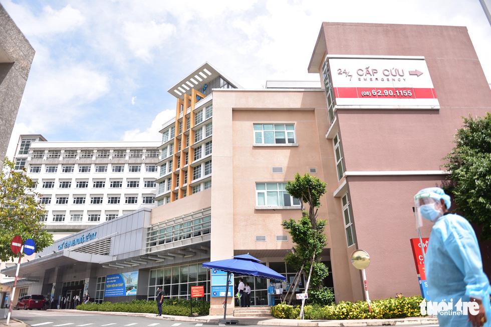 TP.HCM: Thêm một bệnh viện tư được huy động điều trị COVID-19 - Ảnh 3.