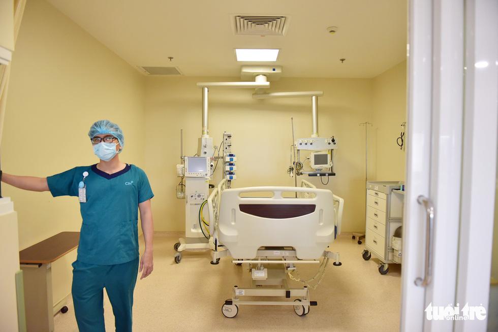 TP.HCM: Thêm một bệnh viện tư được huy động điều trị COVID-19 - Ảnh 5.